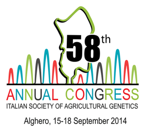 58th Italian Society of Agricultural Genetics Annual Congress Alghero